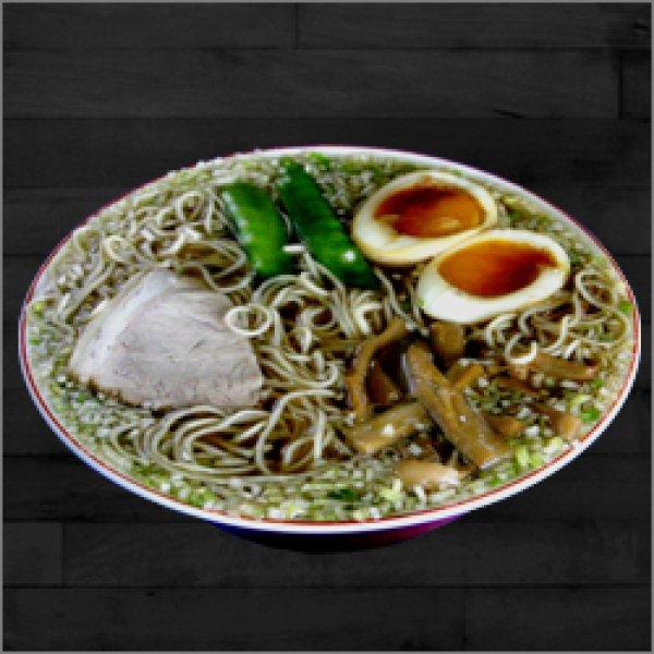 Photo1: Japan Miyagi Sendai's Chinese Style Noodles Ramen MIZUSAWAYA Japanese Noodles × 4 Servings (1)