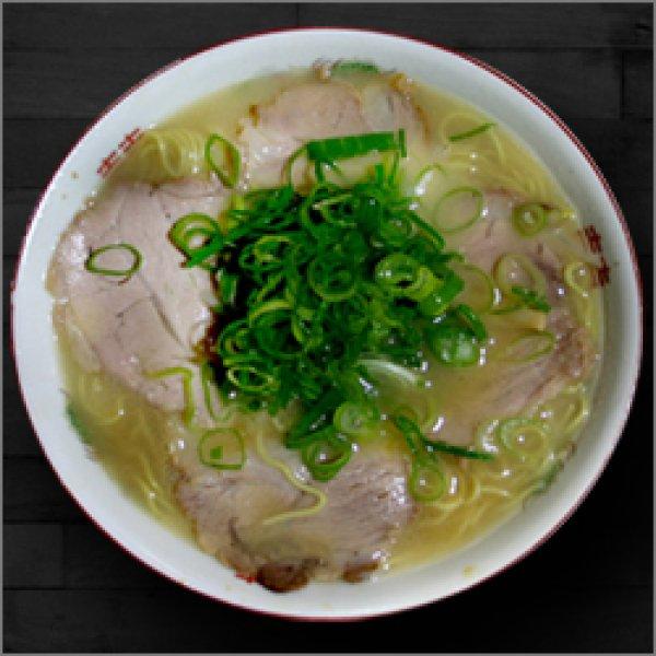 Photo1: Kyoto Ramen TEN-TEN-YUU Chicken cloudiness taste X 2 Servings (1)