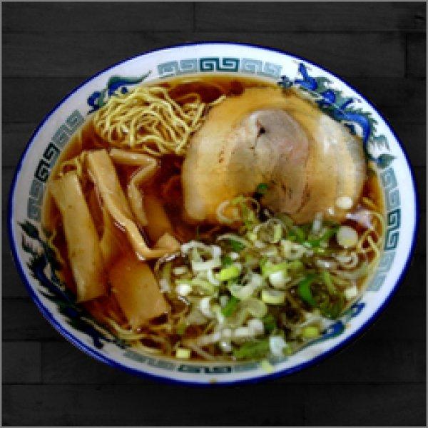 Photo1: Asahikawa Ramen AOBA Soy Sauce Taste X 2 Servings (1)